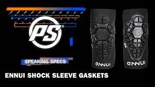 Ennui knee and elbow shock sleeves - Powerslide Speaking Specs
