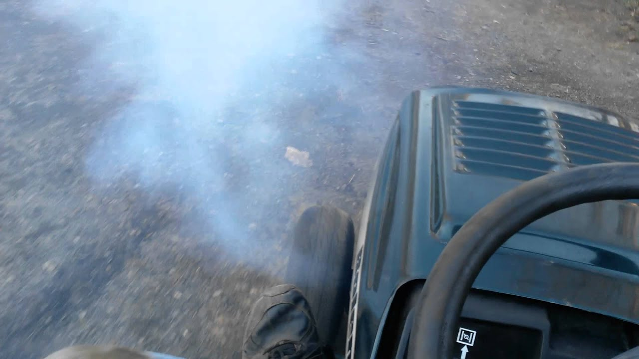 blown engine smoke cloud thick  hell youtube