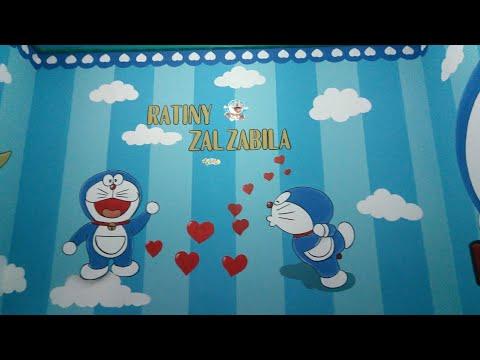 Unduh 47 Gambar Lukisan Doraemon Di Dinding Kamar Paling Keren