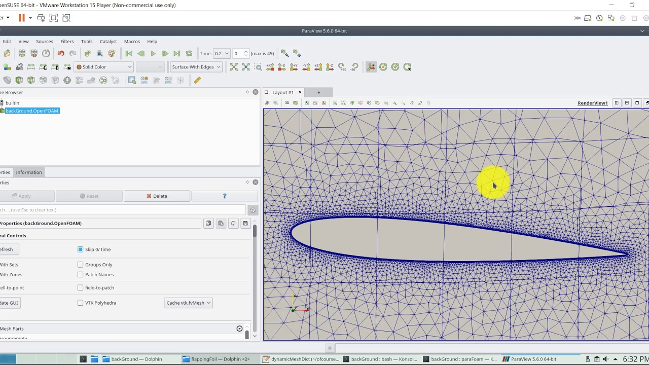 Overset meshes with OpenFOAM and Fluent - CFD lessons - Part 5