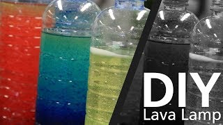 DIY Lava Lamps!