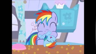 """rainbow Dads Average Morning"" Mlp Comic Reading"