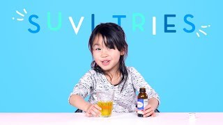 Suvi Tries | Kids Try | HiHo Kids