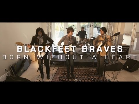 Blackfeet Braves - Born Without A Heart // The HoC Palm Springs 2013