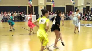 Ballroom dance competition 2014 Russian School #1 Atlanta