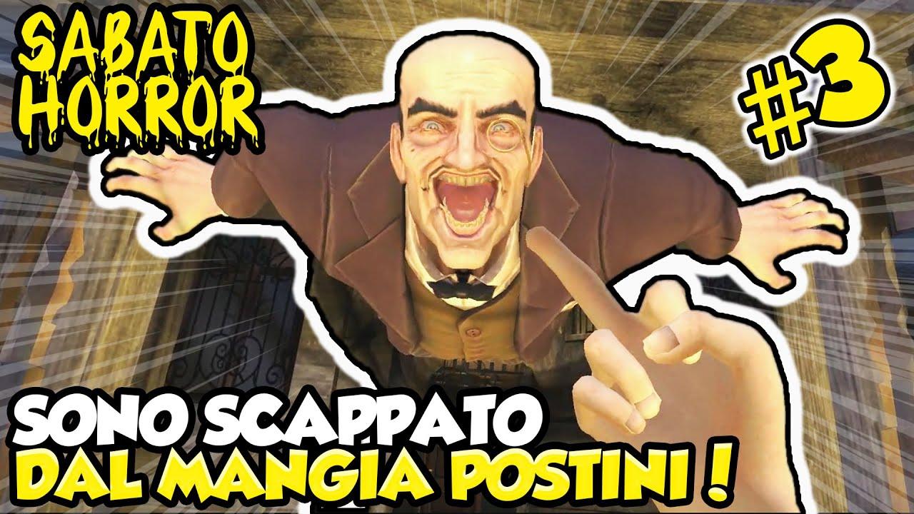 UNLUCKY POSTMAN - SONO SCAPPATO DAL MANGIA POSTINI! - Android - (Salvo Pimpo's)