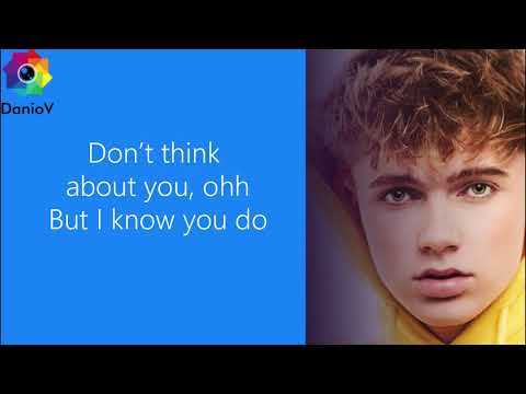 I Don't Think About You - HRVY (Lyrics Video) Mp3