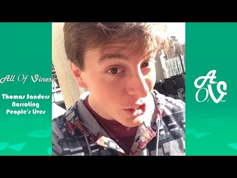 Funny Thomas Sanders Narrating People's Lives Vine Compilation | The Best Story Time Vines