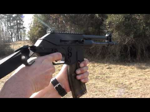 Keltec PLR22 semi auto pistol