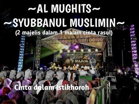 Suara Merdu Gus Azmi - Cinta Dalam Istikhoroh   Syubbanul Muslimin Live in Blitar
