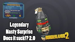 Borderlands 2: Patched Nasty Surprise - Does it still suck!?