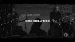 "Auf die Knie (Live) | Newsound Worship (German Cover of ""To My Knees"")"