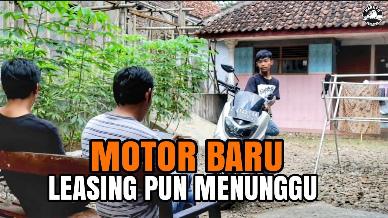 TELAT NYICIL - MOTOR PUN DI AMBIL LEASING-