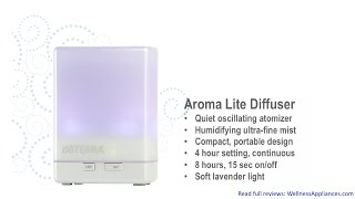 doTERRA Aroma Lite Essential Oil Diffuser Review