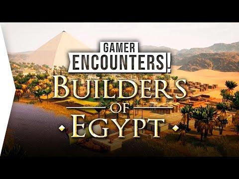 A NEW Pharaoh!? ► Builders Of Egypt - City-building Game Like Caesar IV - [Gamer Encounters]
