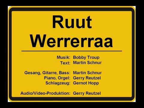 Martin Schnur - Ruut Werrerraa