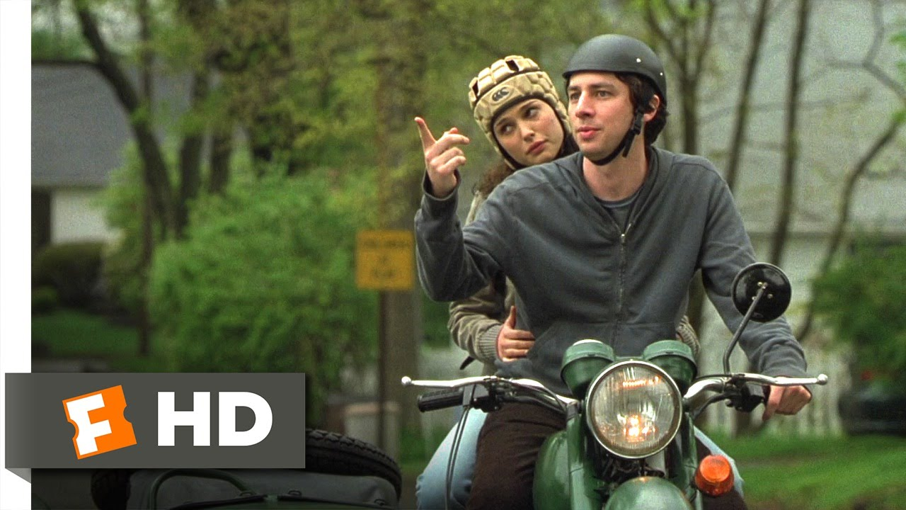 Garden State - Fox (2/5) Movie CLIP - Visiting Jesse (2004 ...