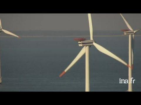 Danemark : éoliennes off shore