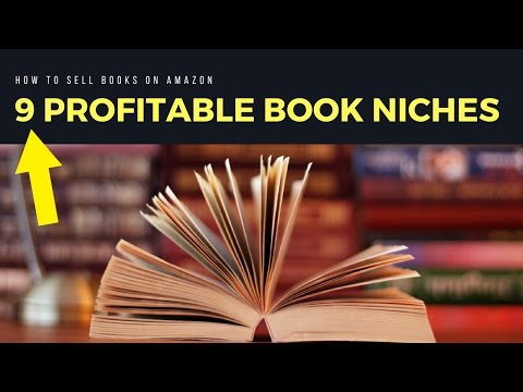 What Books Sell On Amazon? 9 Profitable Book Niches That Can Make You Money!