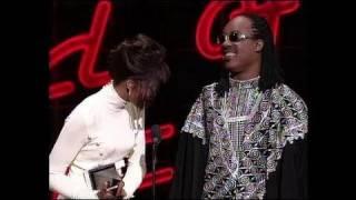 Whitney Houston Receives Award of Merit - AMA 1994
