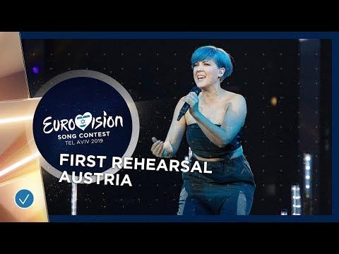 Austria 🇦🇹 - PÆNDA - Limits - First Rehearsal - Eurovision 2019