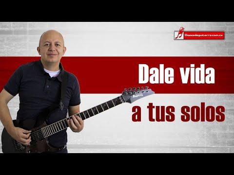 Mejora tu fraseo aplicando ritmo a la escala musical en guitarra