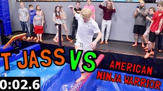 INSANE Obstacle Course Challenge!