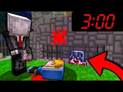 НИКОГДА НЕ Играйте В Майнкрафт ПЕ в 3:00 ЧАСА НОЧИ! Прятки PE и Minecraft Pocket Edition Троллинг