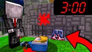 НИКОГДА НЕ Играйте В Майнкрафт ПЕ в 3 00 ЧАСА НОЧИ Прятки PE и Minecraft Pocket Edition Троллинг