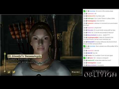 Let's Stream Oblivion Part 11