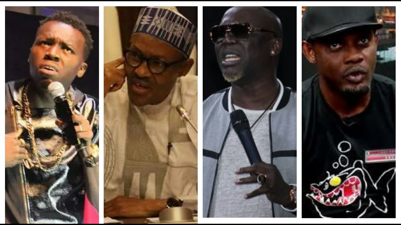 AKPORORO ATTACK GORDONS, AY & PRESIDENT BUHARI (Nigerian Music & Entertainment)