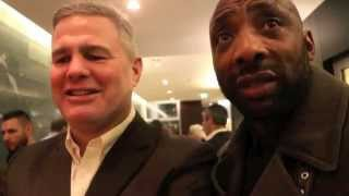 KLITSCHKO V FURY PRE-FIGHT DISCUSSION - WITH JOHNNY NELSON, GLEN McCRORY, ADAM SMITH & CARL FROCH