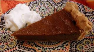 Pumpkin Pie with a Moroccan Twist Recipe