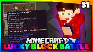 OP EXTREME SWORD!! | Lucky Block Battle 2