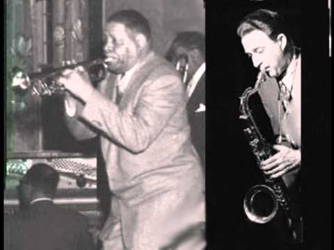 Henry Red Allen 1952 Concert Jerry Jerome + Dick Cary + Russell Moore - intro+ Fidgety Feet
