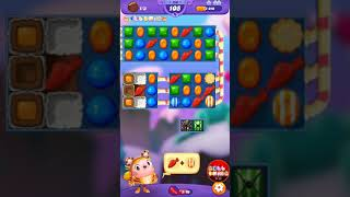 Candy Crush Friends Saga Level 156 Gameplay boosters Ashbgame