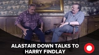 Alastair Down talks to pro punter Harry Findlay on the highs and lows of gambling