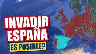 Invadir España : ¿Es Posible?