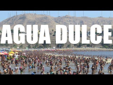 Verano en Agua Dulce (Lima - Perú)
