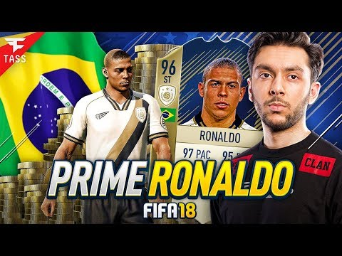 """PRIME ICON (96) RONALDO """"R9"""" - COMPLETED! 