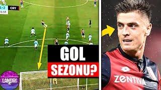 Co za UDERZENIE! Krzysztof Piątek UCIEKA Cristiano Ronaldo!