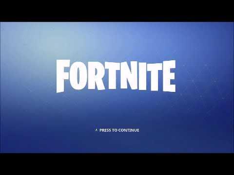 Fortnite menu music earrape