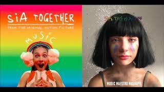 Download Lagu Together x The Greatest Mashup - Sia Kendrick Lemar MP3