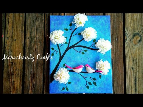 Simple Canvas Paintings For Beginners