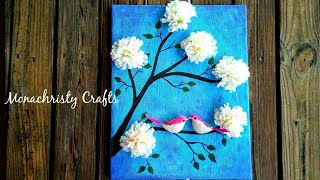 Simple Canvas Painting Step By Easy Craft Ideas Cute766
