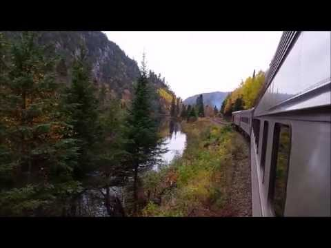 To Hearst and back on the Algoma Central Railway