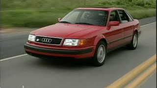 MotorWeek | Retro Review: '92 Audi S4(This is not your average sedan., 2015-04-16T19:46:19.000Z)