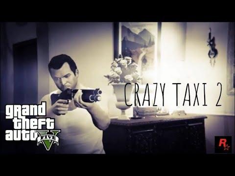 Gta CRAzY TAxI [Rockstar Editor]
