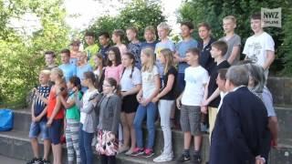 Abschluss Tradition am Gymnasium Wildeshausen