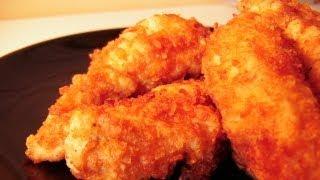 TFC Chicken Strips - KFC  My Way